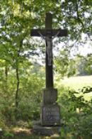 Křížek z roku 1905.