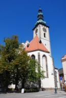 Kostel Proměnění Páně na hoře Tábor.