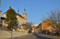 Ulice G. Casanovy.