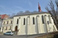 Kostel sv. Ducha.
