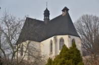 Kostela svaté Anny.