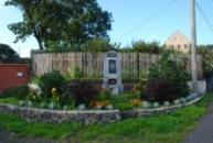 Pomník obětem 1. sv. války.