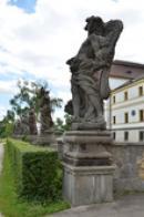 Braunovy sochy ctností...
