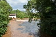 Řeka Labe.