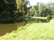 Přírodně krajinářský park.