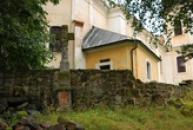Původně gotický kostel sv. Maří Magdaleny.