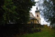 Kostel sv. Maří Magdaleny v Zubrnicích.