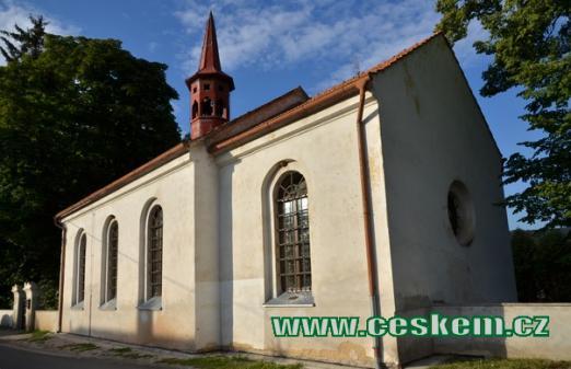 Kaple svatého Liboria.