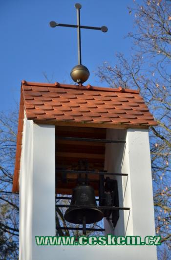 Zvonička kaple.