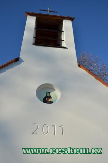Detail kaple.