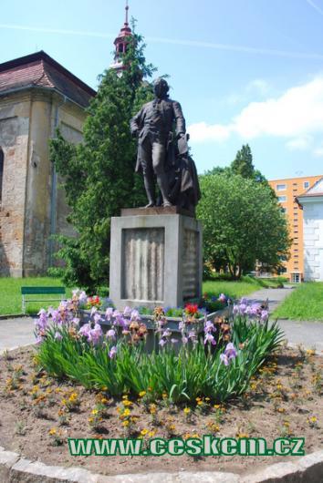 Socha císaře Josefa II.