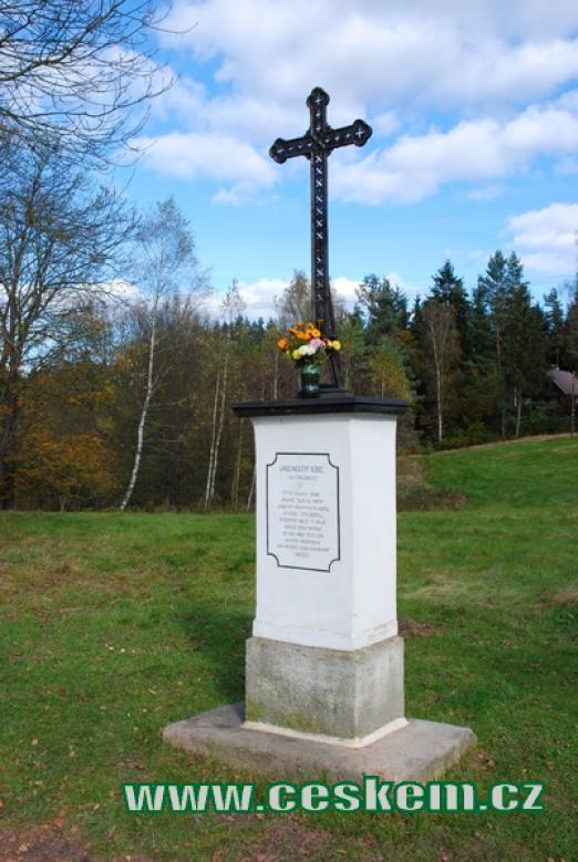 Grieselův kříž.