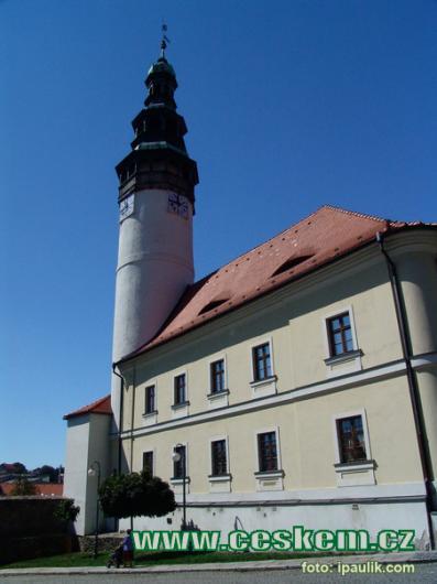 Hrad založený Přemyslem Otakarem II.