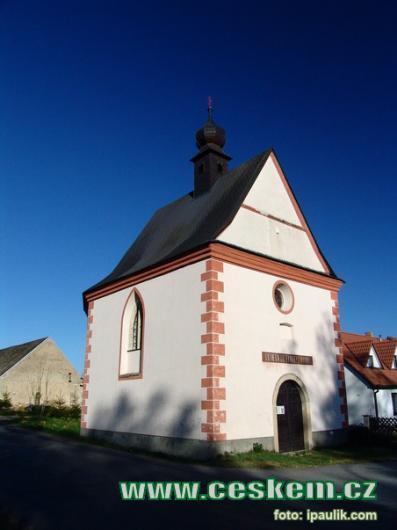 Kaple svatého Jana Křtitele.