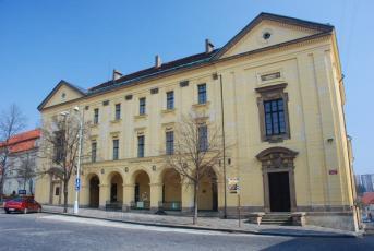 Slaný - Vlastivědné muzeum.