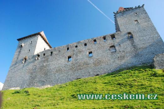 Hrad založený roku 1356.