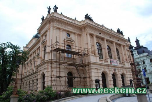 Divadlo F. X. Šaldy.