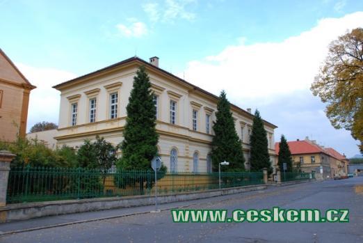Muzeum ghetta v Terezíně.