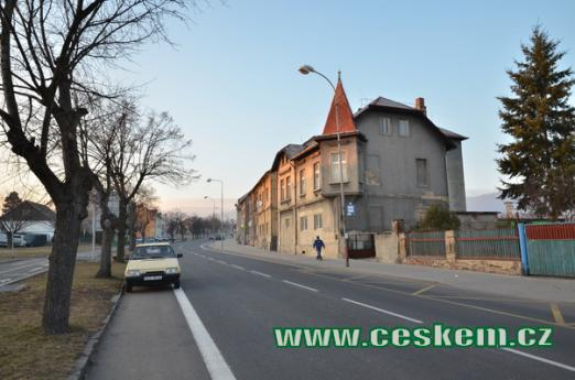Krušnohorská architektura.