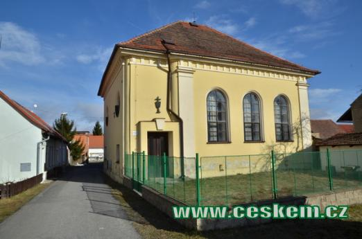 Kostel CČSH.