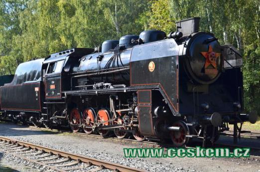 Parní lokomotiva řady 534.