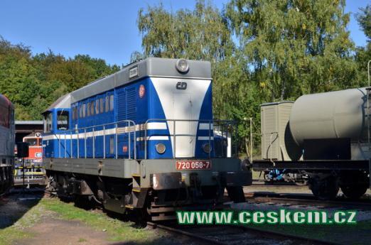 Lokomotivy řady 720.