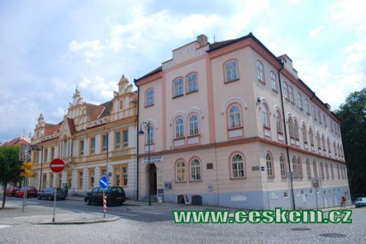 Městské muzeum.