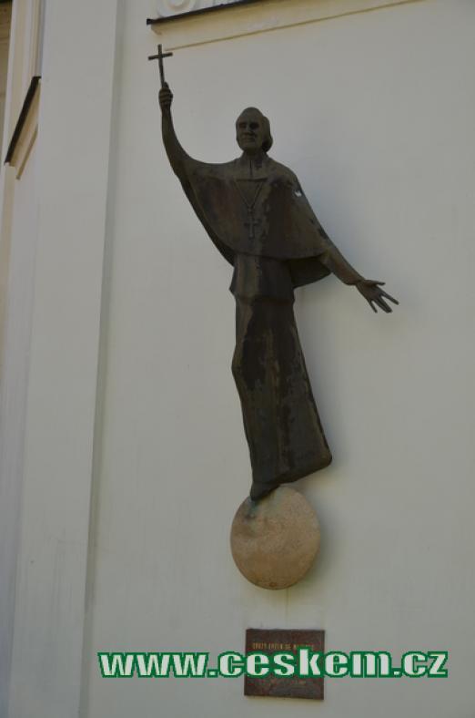 Svatý Evžen de Mazendo.