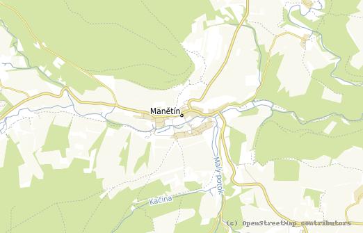 Zobrazení na mapě